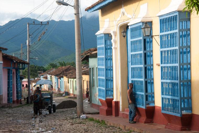 Cuba Habitations Trinidad oct 2016