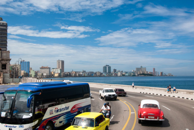 Cuba La havane Oct 2016
