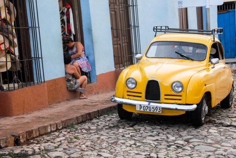 Cuba Trinidad oct 2016