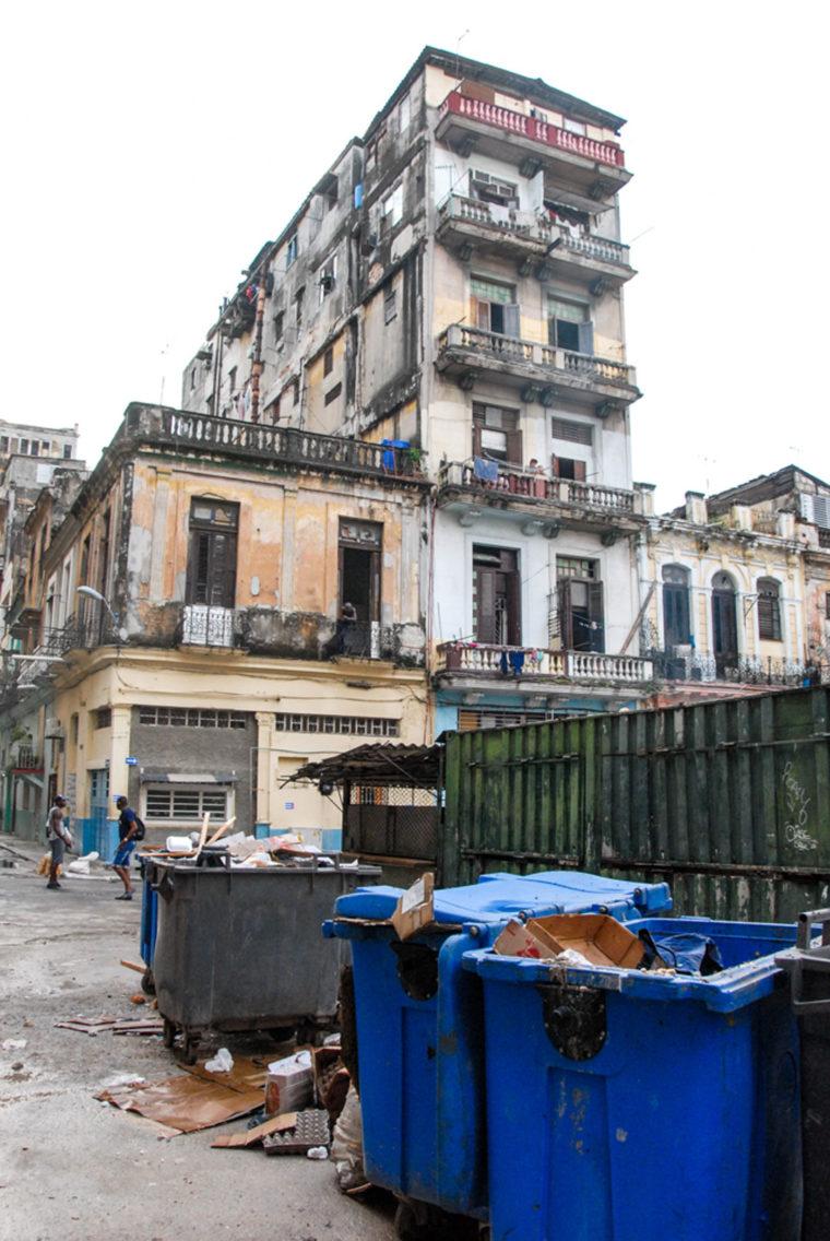 Cuba centre de la Havane oct 2016
