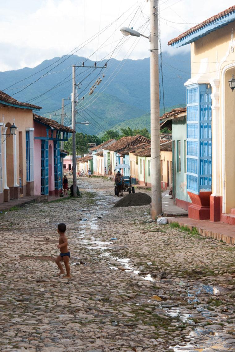 Cuba la vie a Trinidad oct 2016