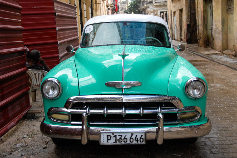 Cuba la vieille americaine oct 2016