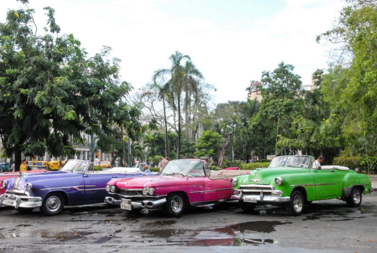 Cuba les vieilles americaines oct 2016