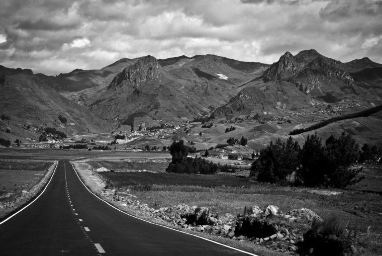 Equateur sur la route du Quilotoa Mai 2011