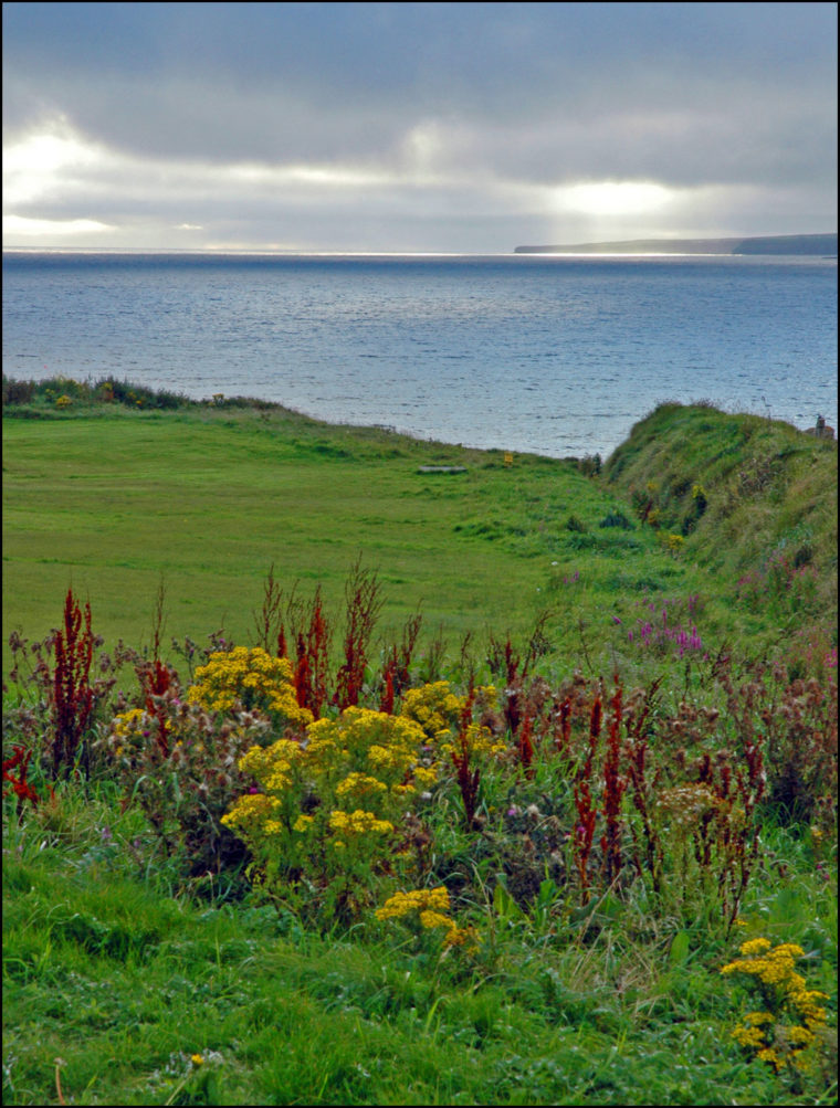 Irlande La mer Aout 2008