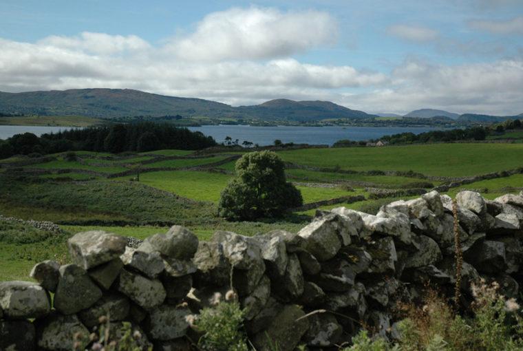 Irlande Le burren Aout 2008