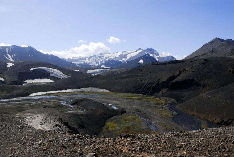 Islande A perte de vue Juillet 2008