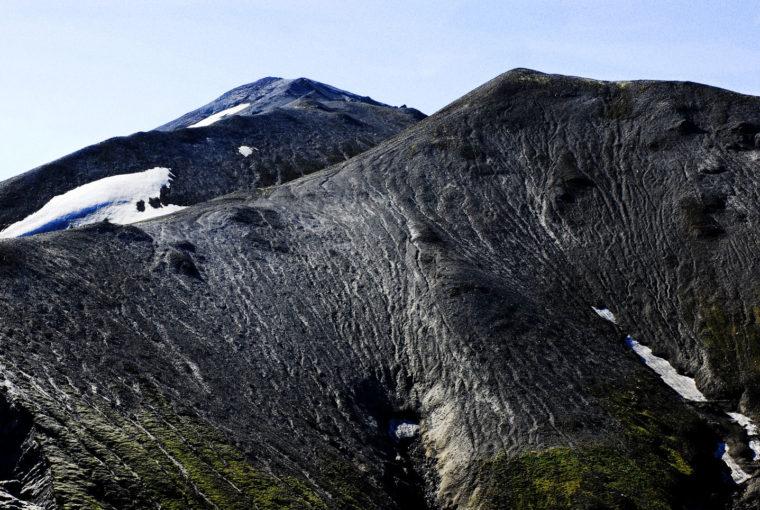 Islande Collines noires Juillet 2008