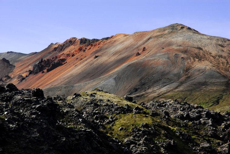 Islande Landmanalaugar Juillet 2008