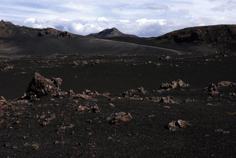 Islande Lunaire Juillet 2008