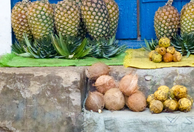 Tanzanie Fruits Exotiques Janv 2017