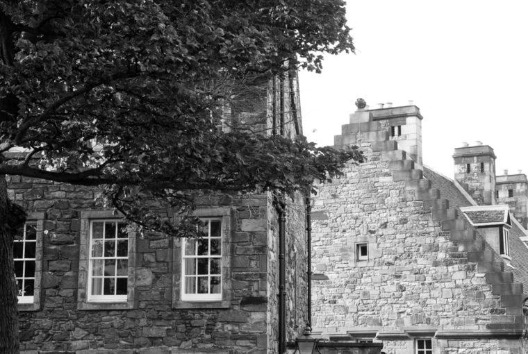 Édimbourg le Château