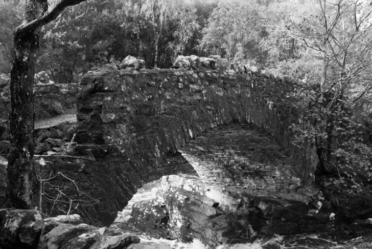 Le vieux pont - Invermoriston