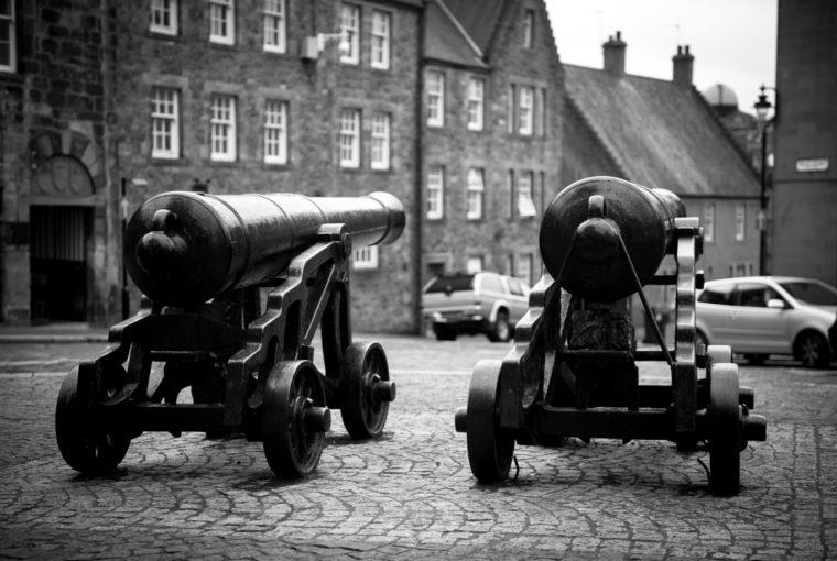 La vieille ville de Stirling