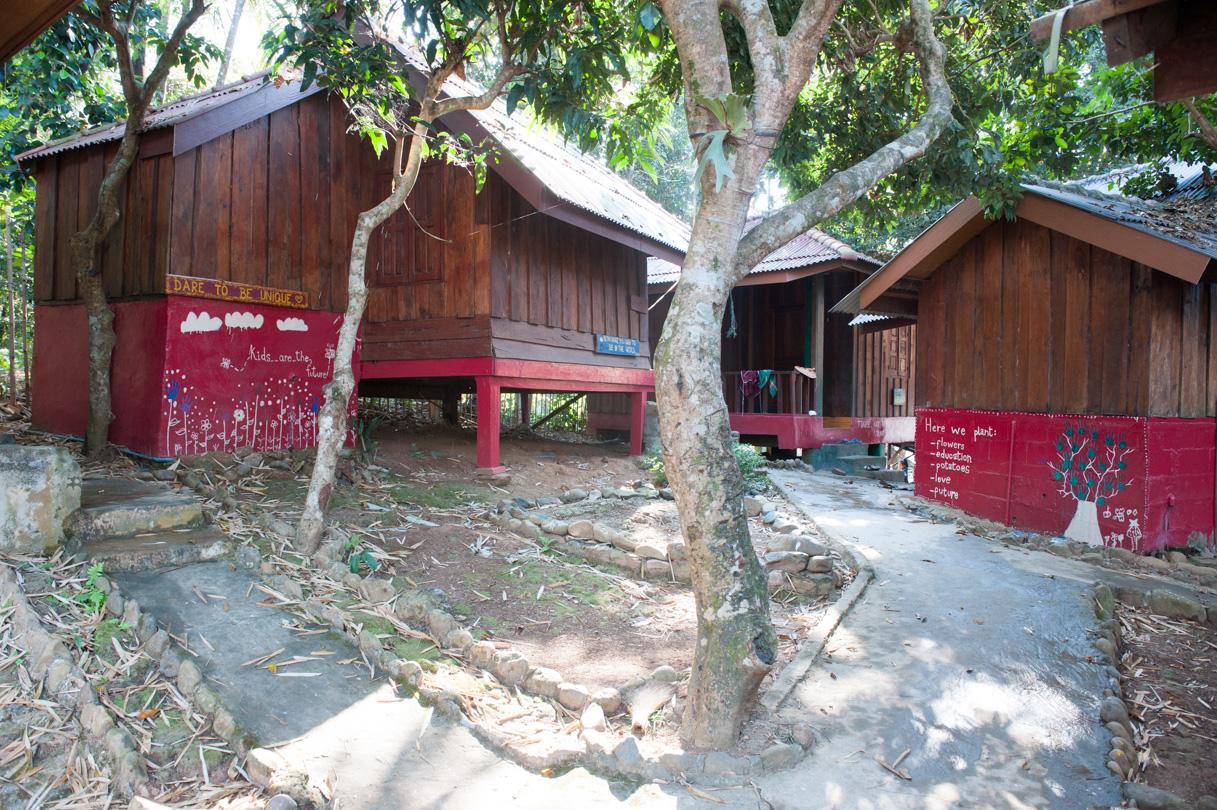 Laos de Luang Nantha à Huai xai -31