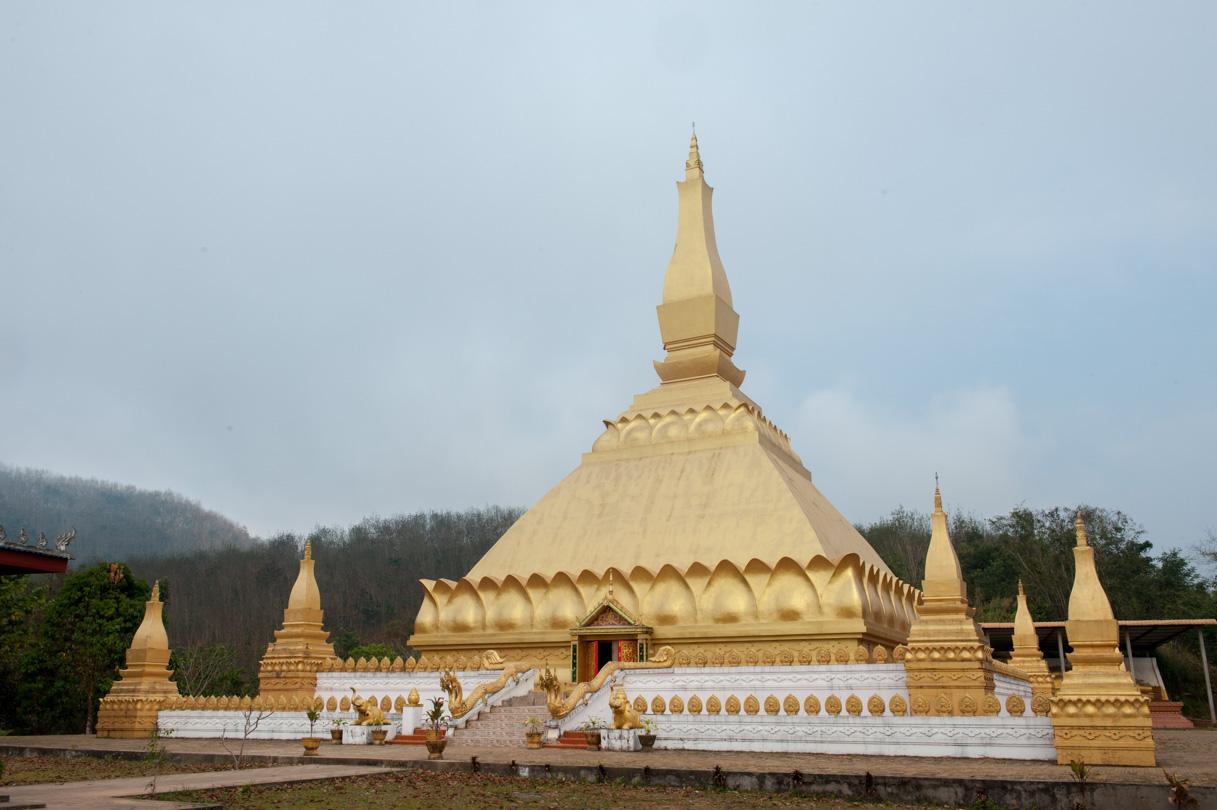 Laos de Luang Nantha à Huai xai -5