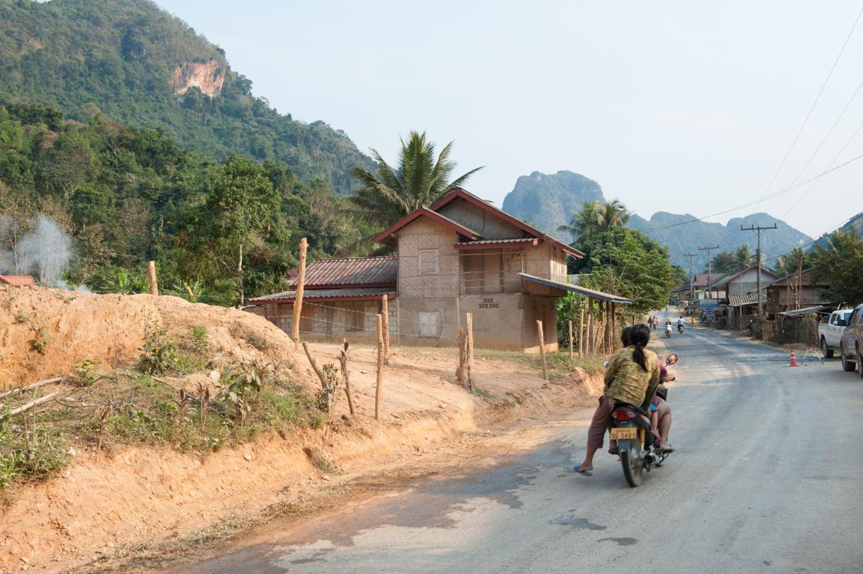 Laos de Nong Khiaw à Mong Ngoi-12