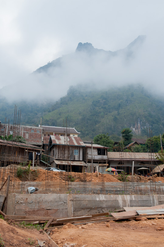 Laos de Nong Khiaw à Mong Ngoi-17
