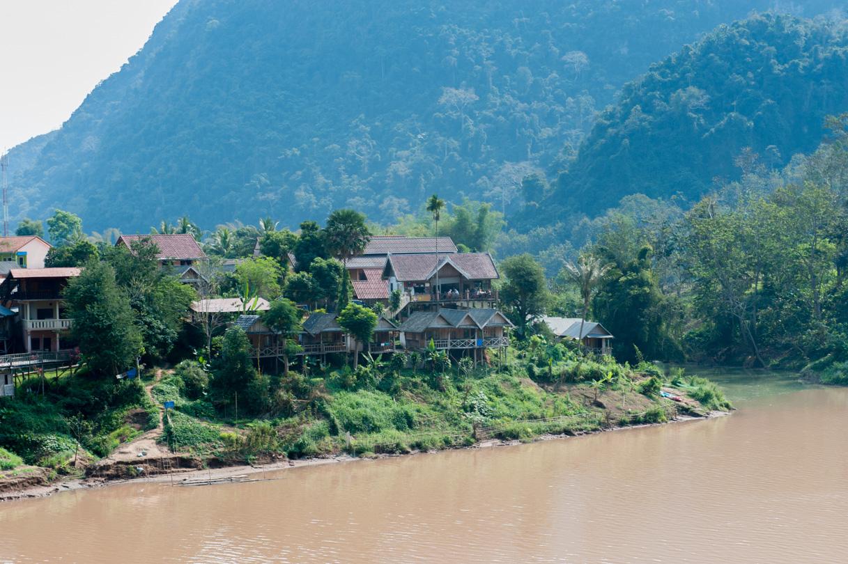 Laos de Nong Khiaw à Mong Ngoi-2
