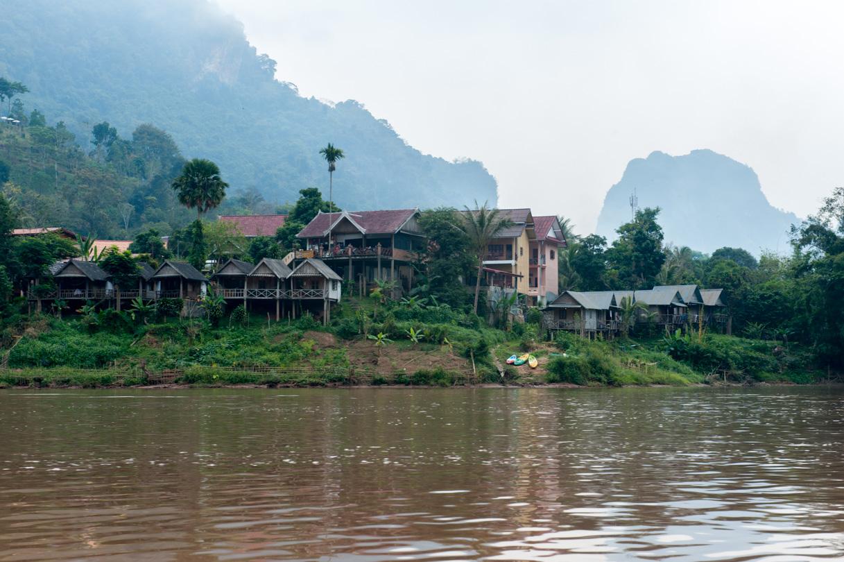 Laos de Nong Khiaw à Mong Ngoi-21