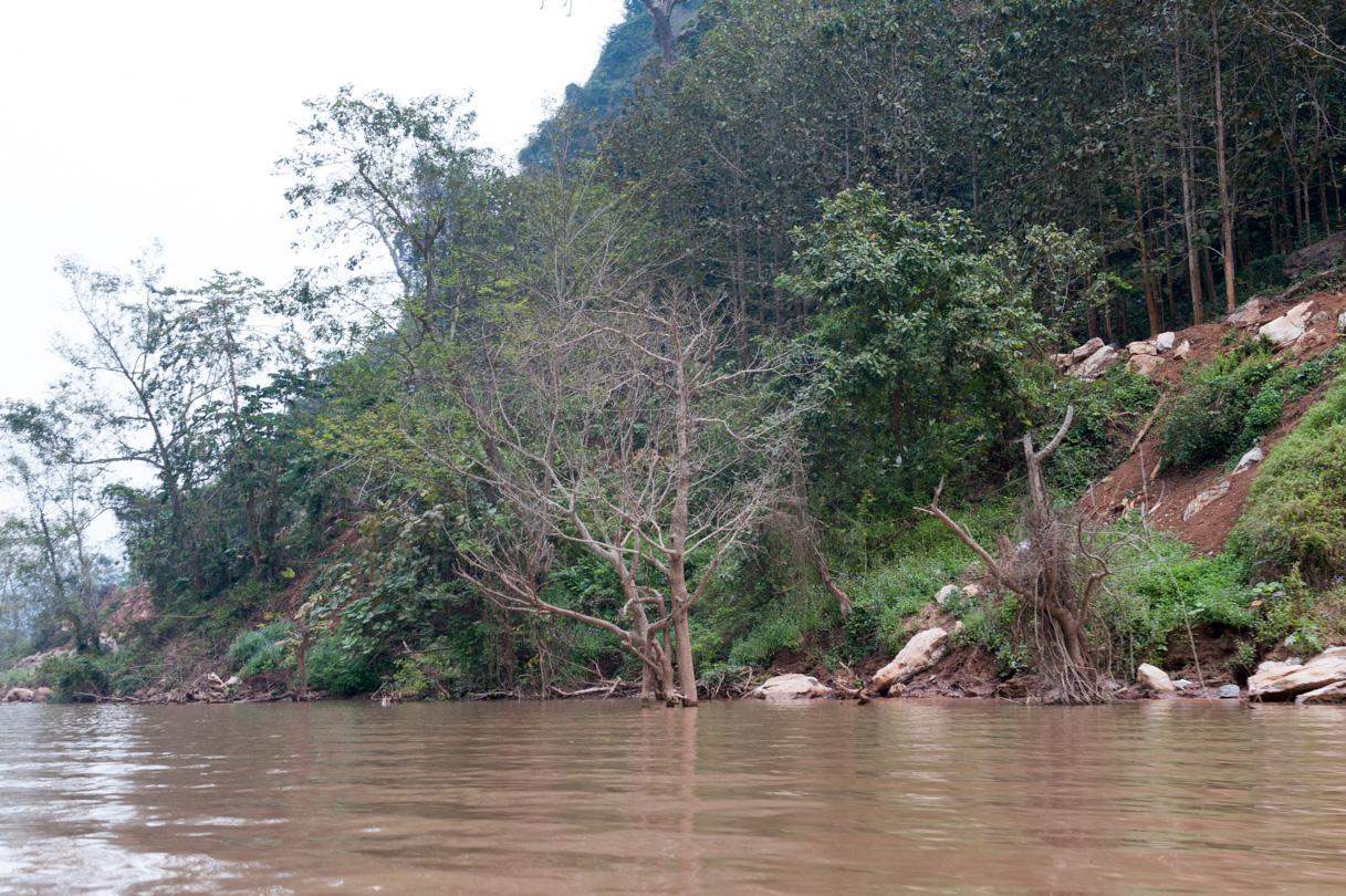 Laos de Nong Khiaw à Mong Ngoi-24