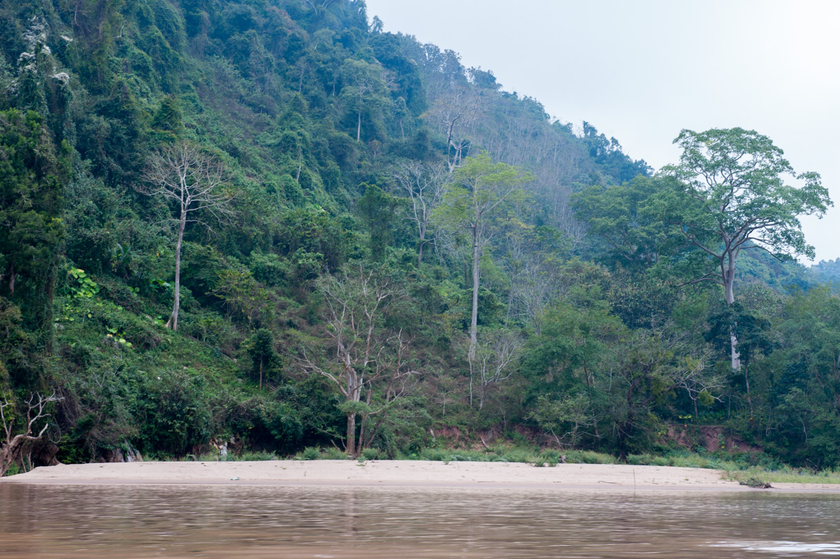 Laos de Nong Khiaw à Mong Ngoi-26