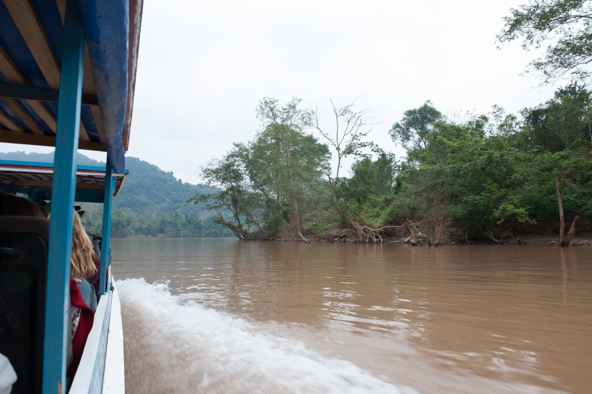 Laos de Nong Khiaw à Mong Ngoi-28