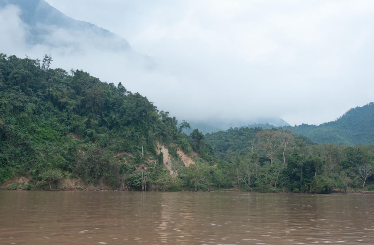 Laos de Nong Khiaw à Mong Ngoi-29