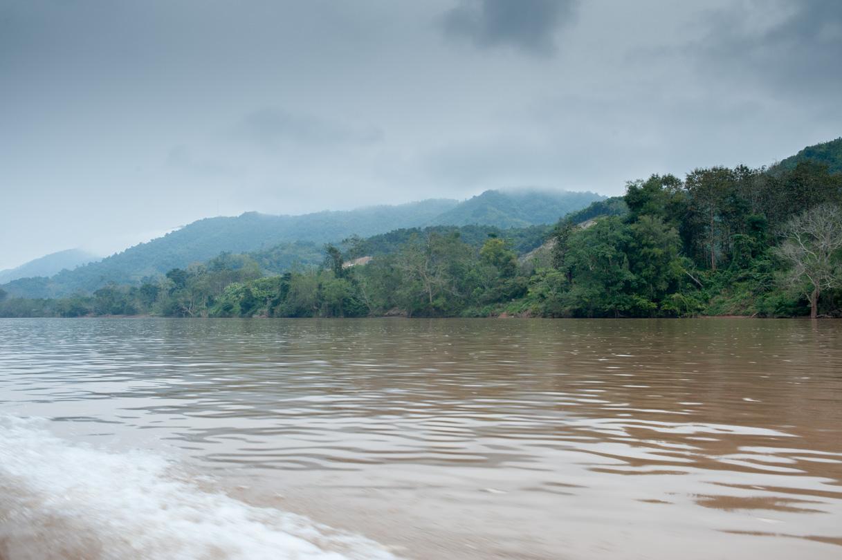 Laos de Nong Khiaw à Mong Ngoi-32