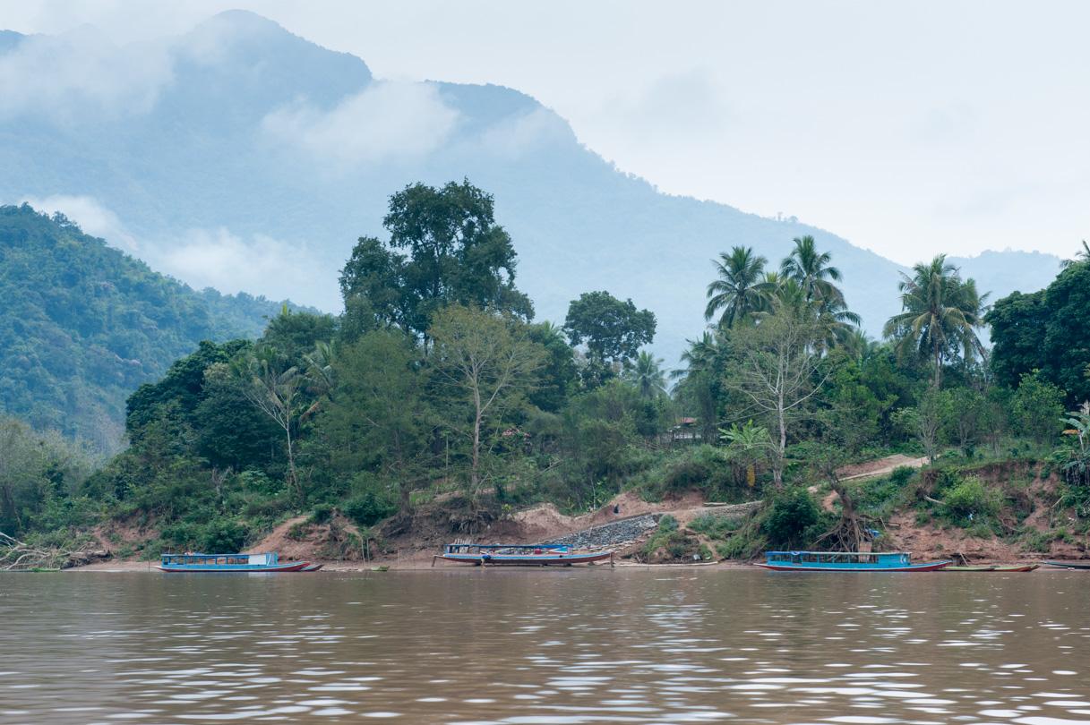 Laos de Nong Khiaw à Mong Ngoi-34