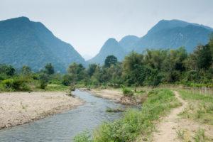 Laos de Nong Khiaw à Mong Ngoi-41