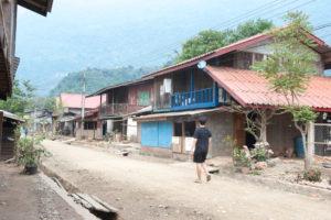 Laos de Nong Khiaw à Mong Ngoi-45