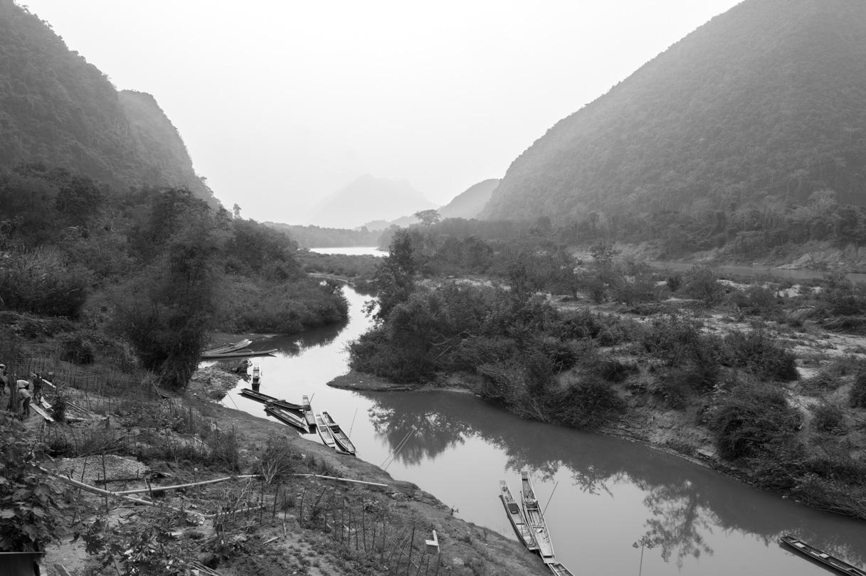 Laos de Nong Khiaw à Mong Ngoi-47