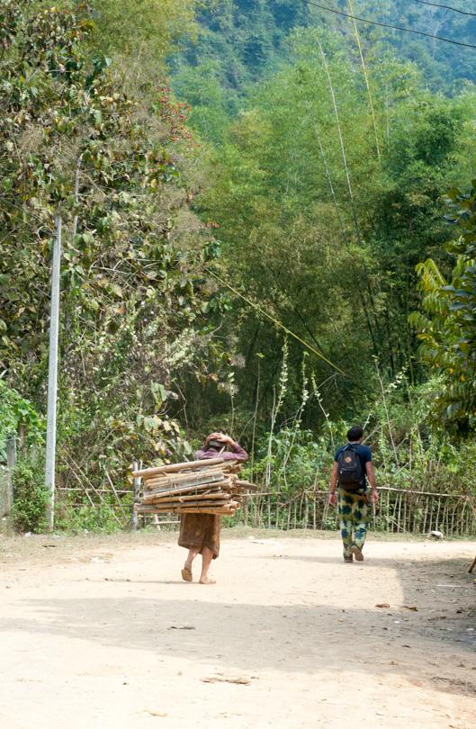 Laos de Nong Khiaw à Mong Ngoi-60