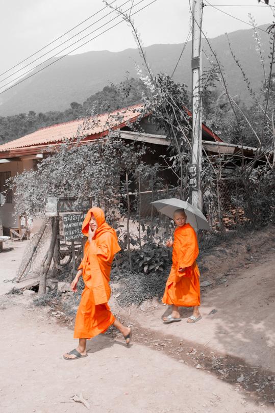 Laos de Nong Khiaw à Mong Ngoi-62
