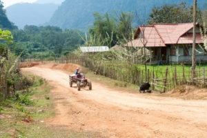 Laos de Nong Khiaw à Mong Ngoi-63