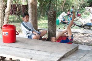 Laos de Nong Khiaw à Mong Ngoi-65