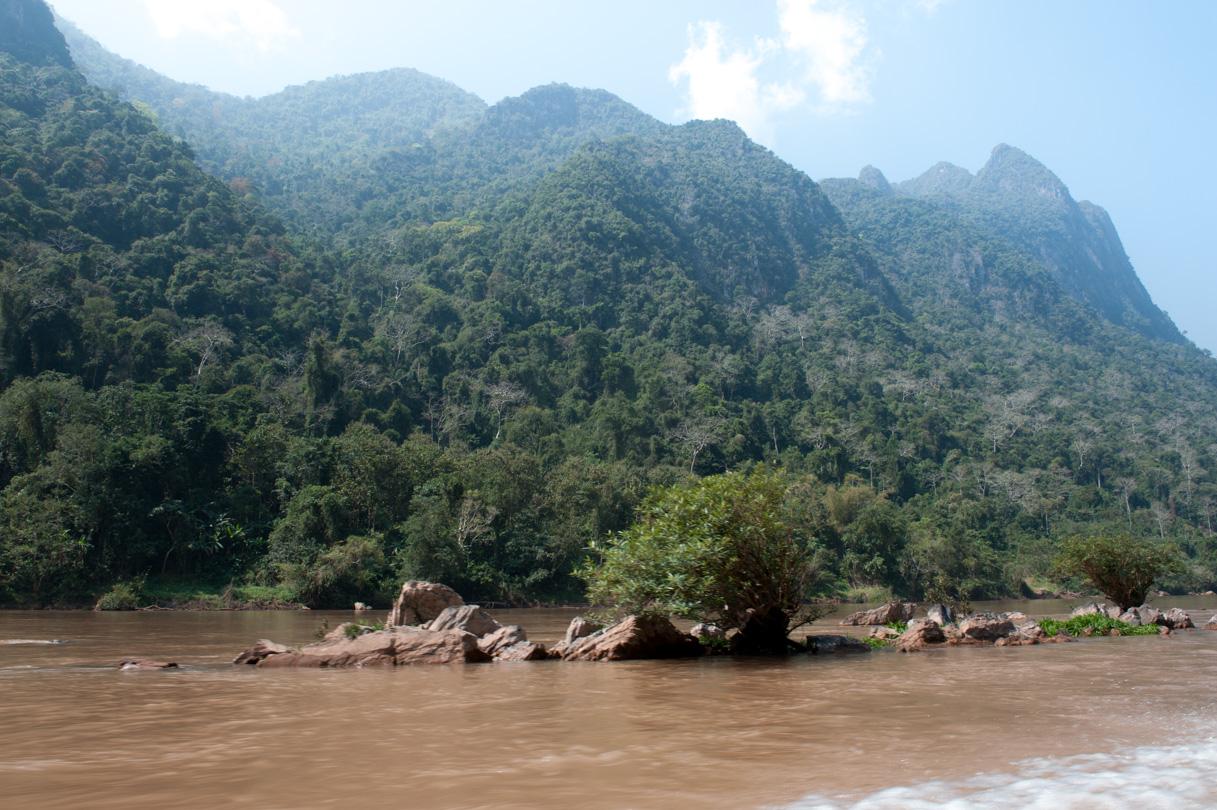 Laos de Nong Khiaw à Mong Ngoi-70