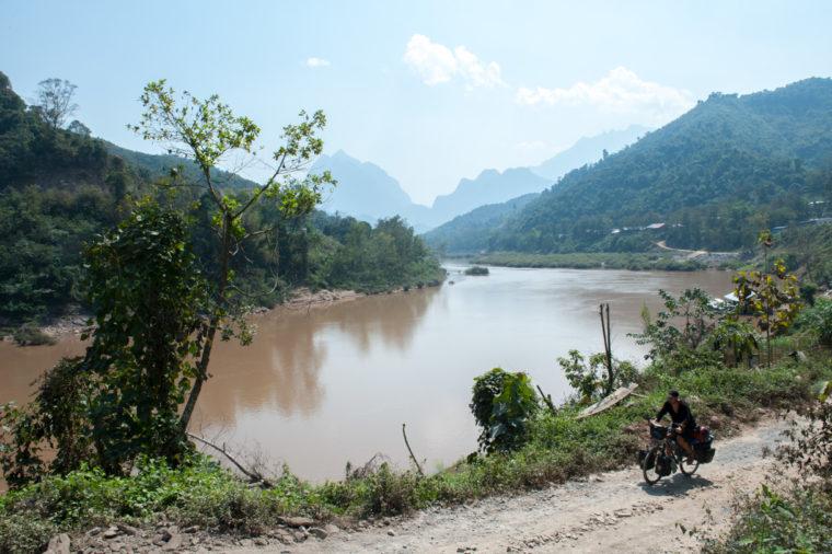 Laos de Nong Khiaw à Mong Ngoi-79
