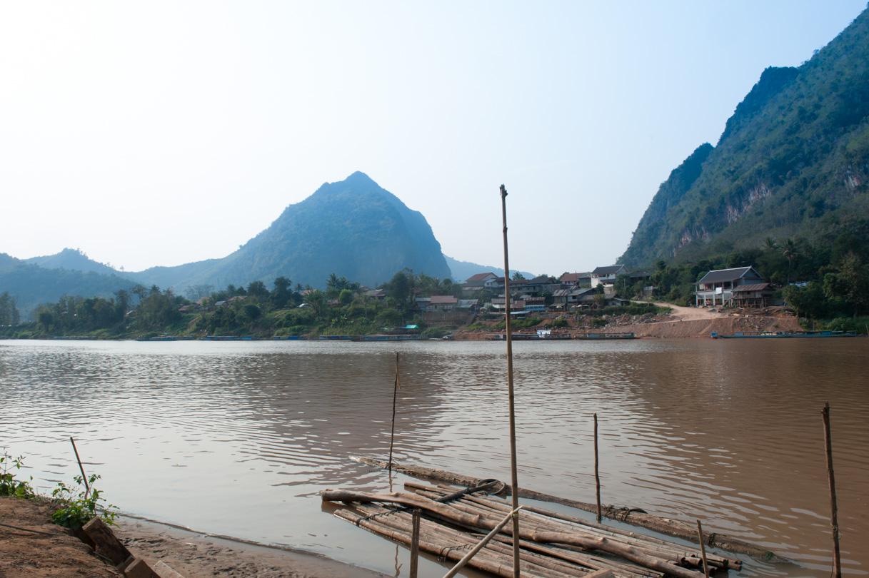 Laos de Nong Khiaw à Mong Ngoi-8