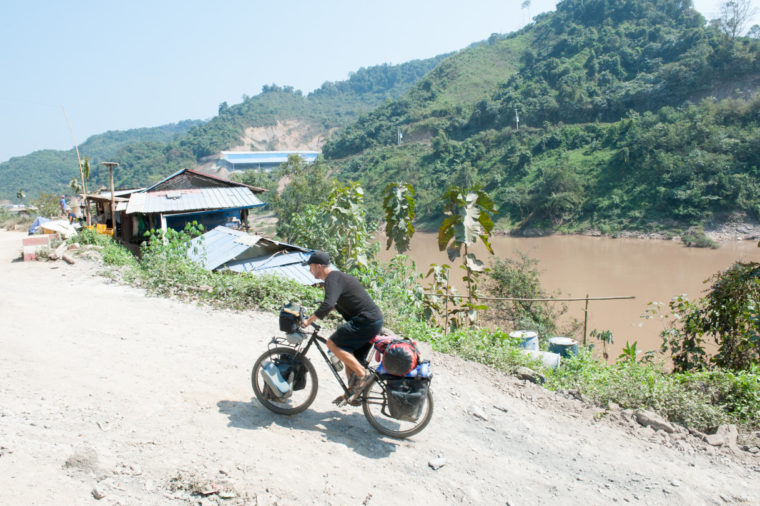 Laos de Nong Khiaw à Mong Ngoi-80