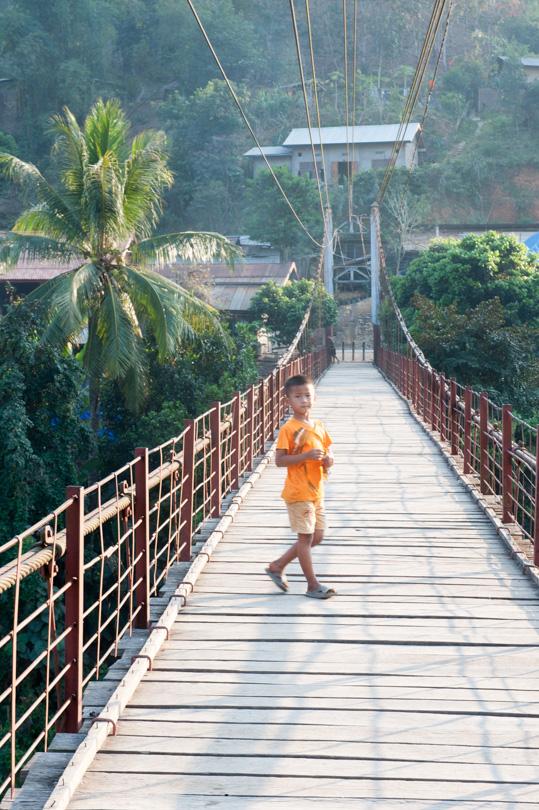 Laos de Nong Khiaw à Mong Ngoi-92