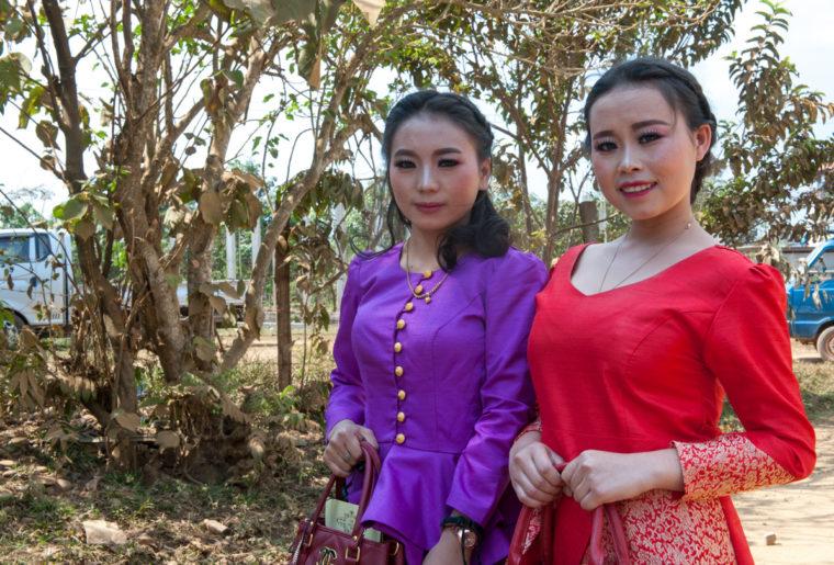 Laos le mariage-1