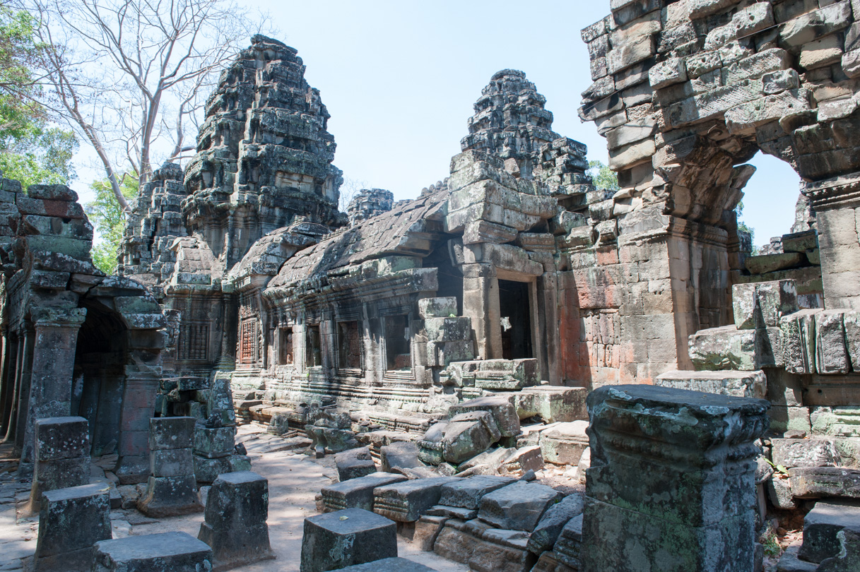Cambodge Temples d'Angkor-108