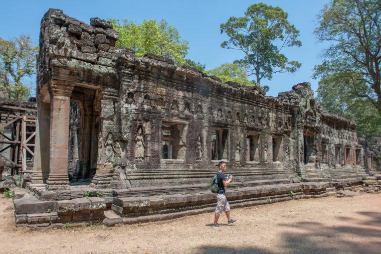 Cambodge Temples d'Angkor-109