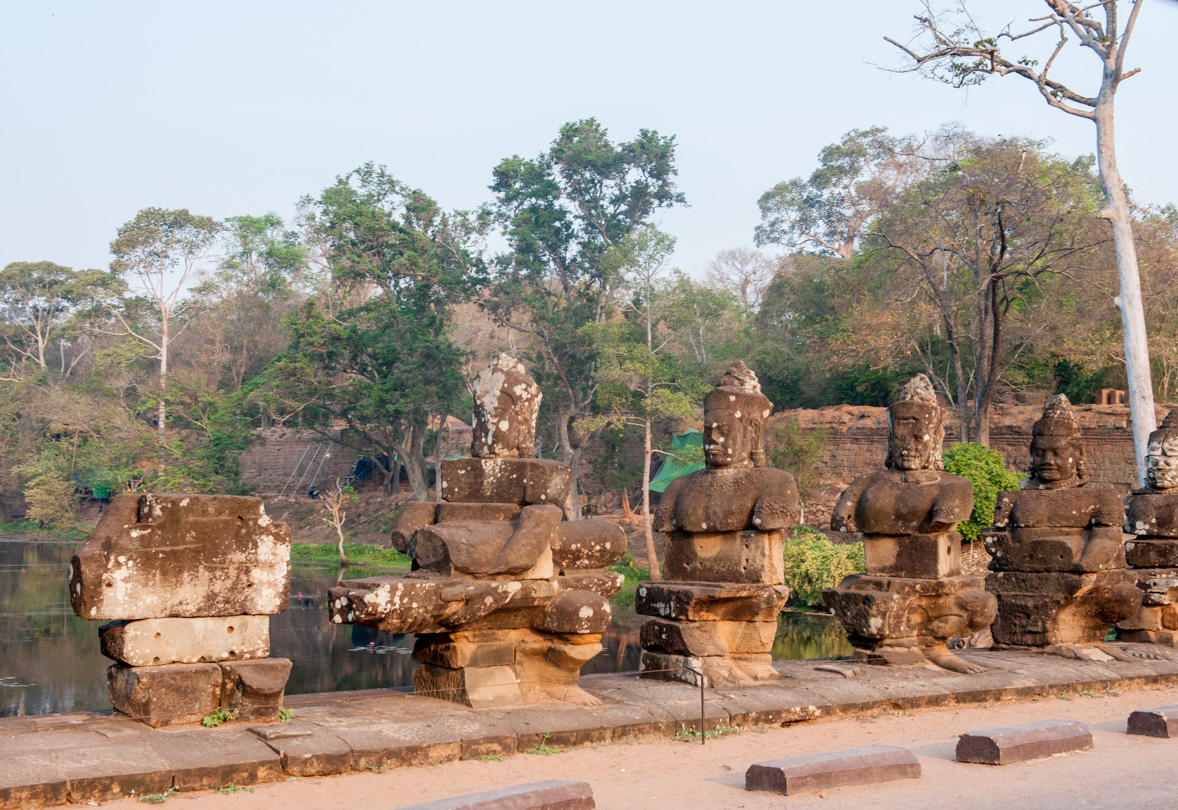 Cambodge Temples d'Angkor-120