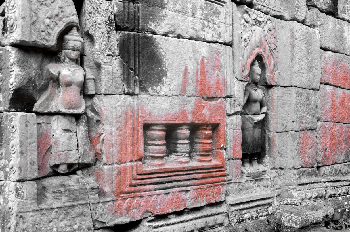 Cambodge Temples d'Angkor-137