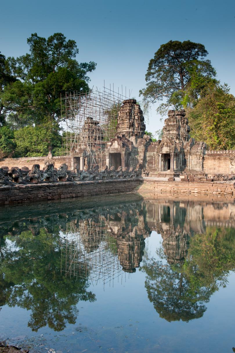 Cambodge Temples d'Angkor-151