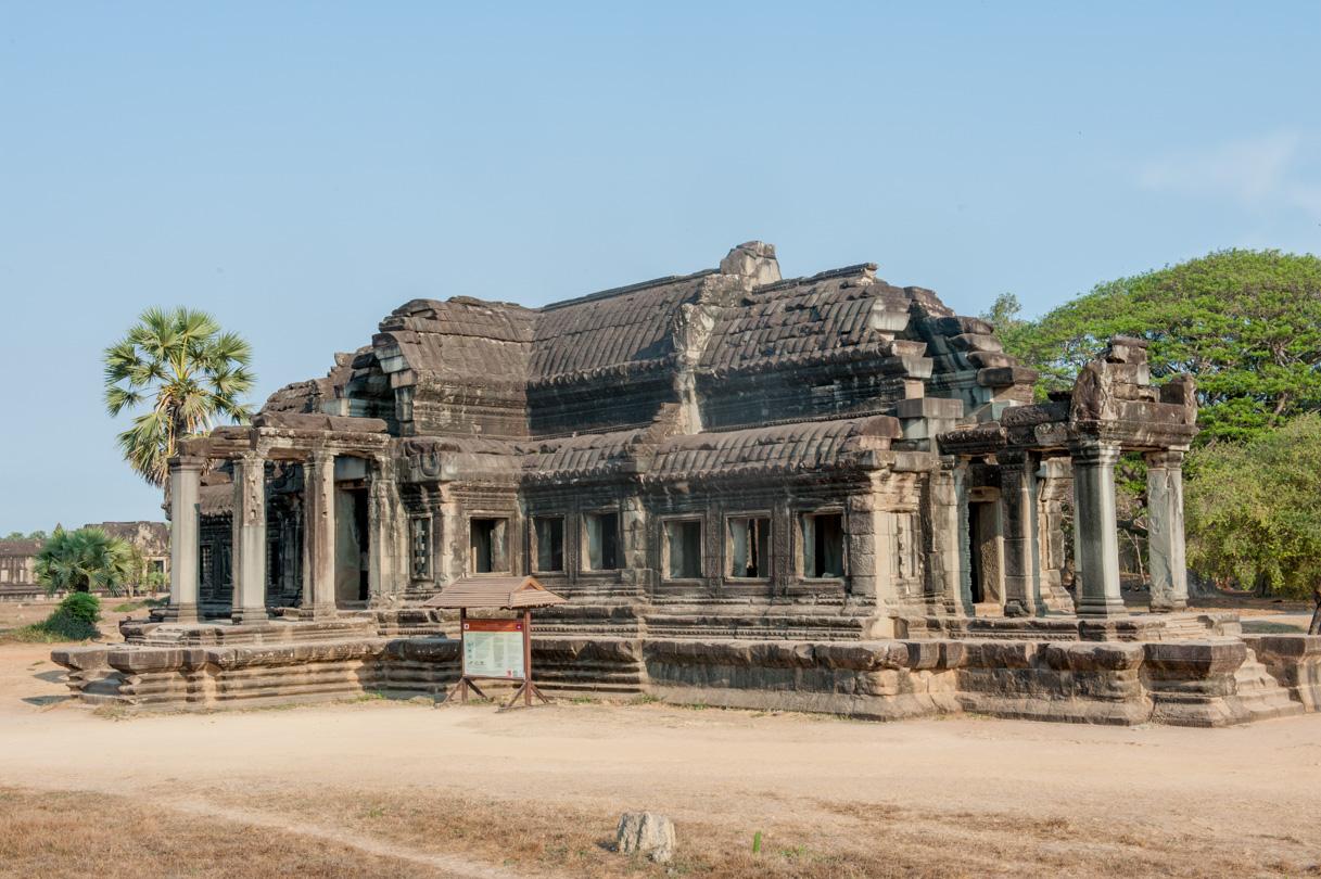 Cambodge Temples d'Angkor-31