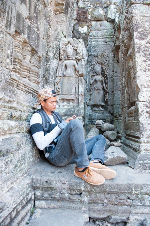 Cambodge Temples d'Angkor-48